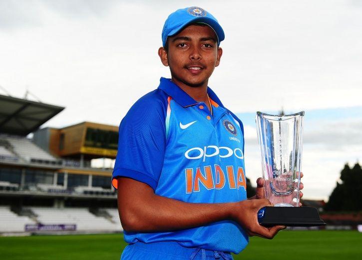 India won their opening U-19 World Cup game vs Australia
