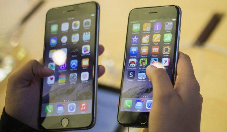 iPhone 6 Plus to iPhone 6s Plus