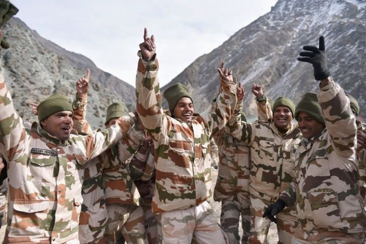 ITBP Gets Air Wing To Keep Watch On China Border