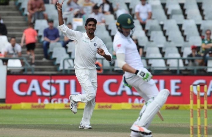 Jasprit Bumrah and Mohammed Shami shared 5 wickets