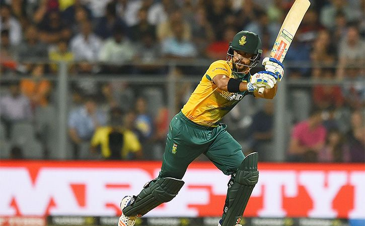 JP Duminy created history after smashing 37 runs in an over