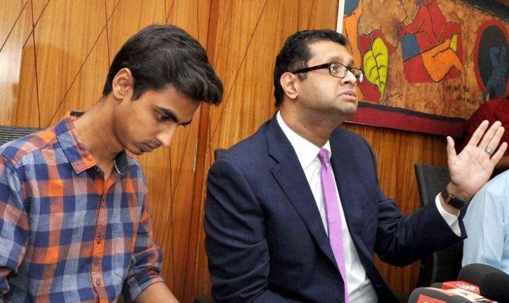 Judge Loya death son anuj loya