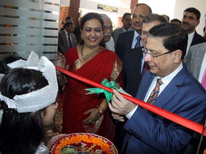 Justice Deepak Mishra The 45th Chief Justice Of India