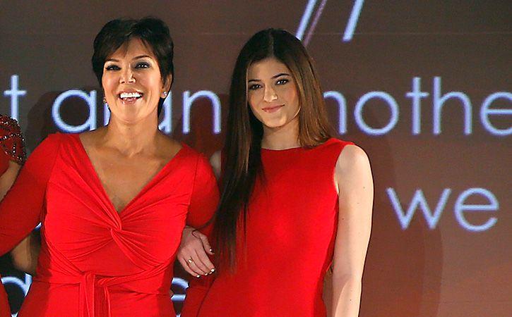 Kris Jenner Feels Kylie Is Being Exploited