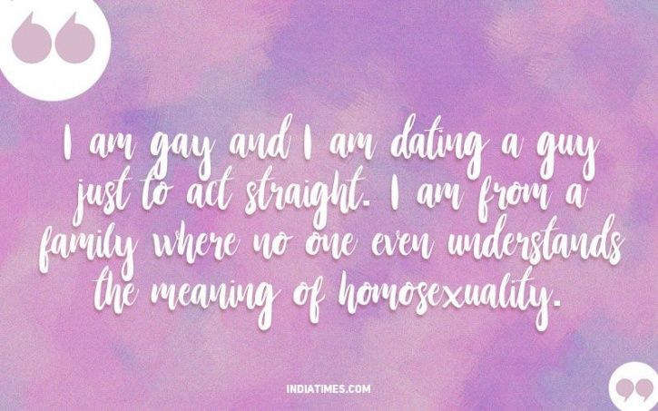 LGBTQ Confessions