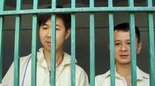 Malaysians Indian Jail