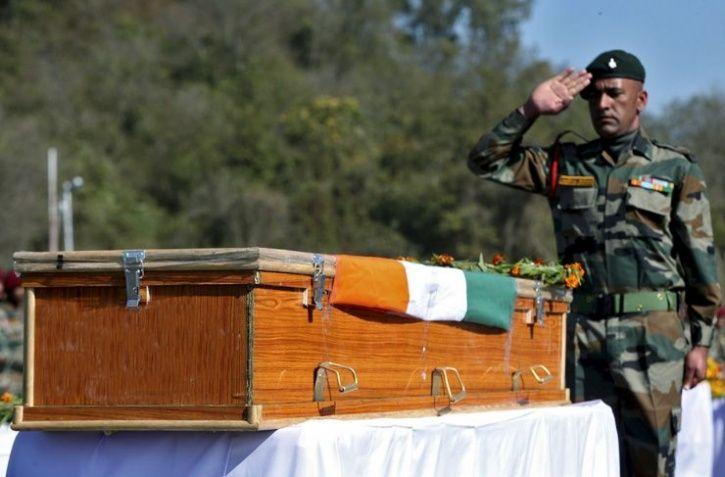 Martyred Jawan