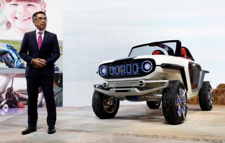 Maruti Suzuki To Showcase First Electric Car E Survivor At Auto Expo