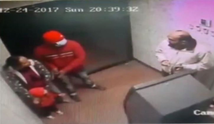 Masked Man Holds Child At Gunpoint Extracts Money From Couple At Indore ATM Counter