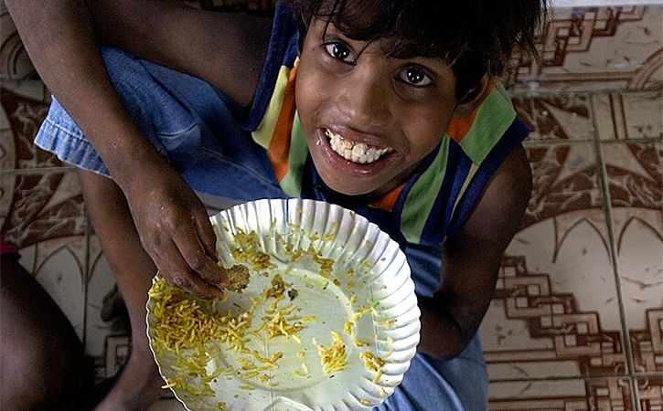 Meal At Rs 10 For Poor In Haryana