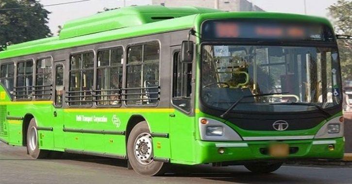 metro card delhi dtdc bus
