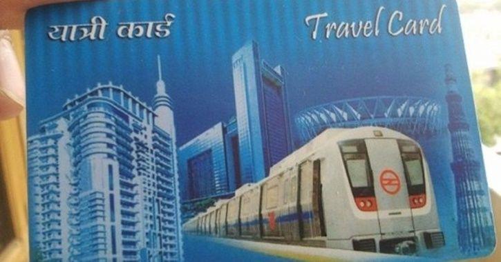 metro card delhi dtdc bus dmrc