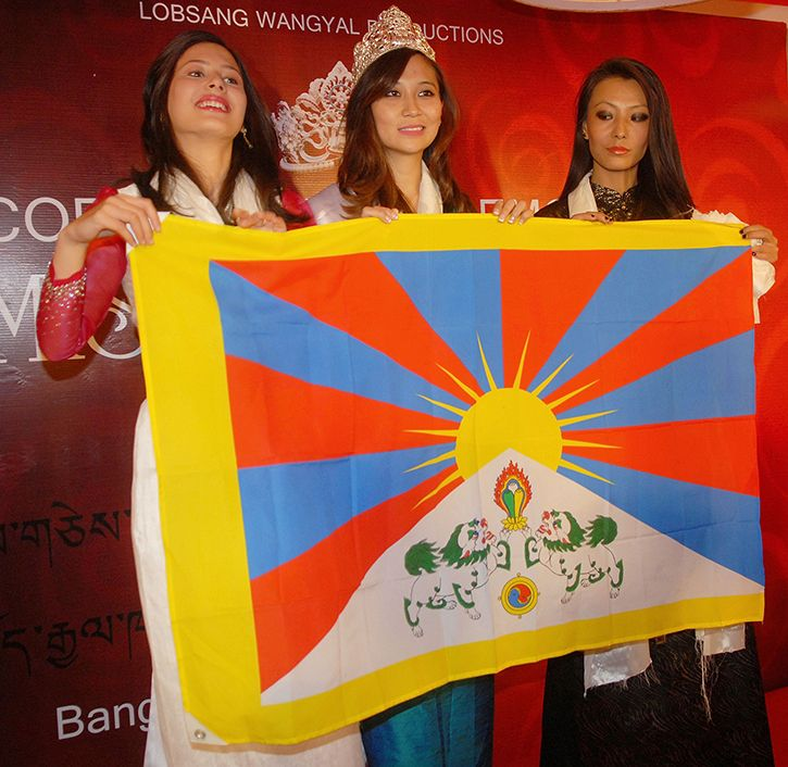Miss Tibet Event Shifts From Himachal To New York