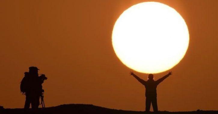 NASA sun