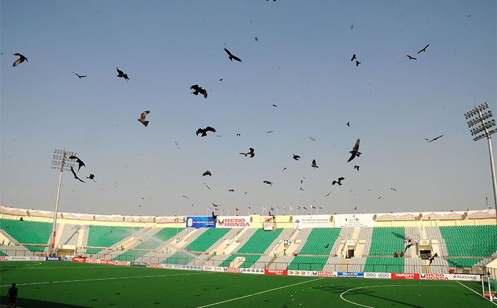 National Stadium no entry zone for players as MHA moves in