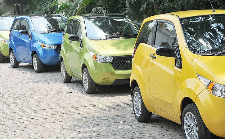 Niti Aayog New Methanol Push Could Be Bad News For Modi Electric Vehicles Mission