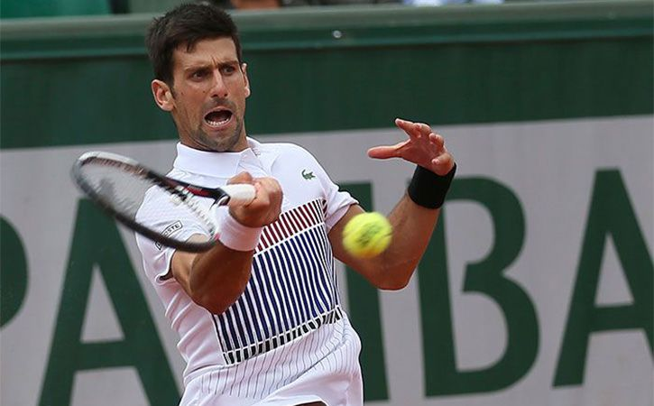 Novak Djokovic Is Far From Being At His Best