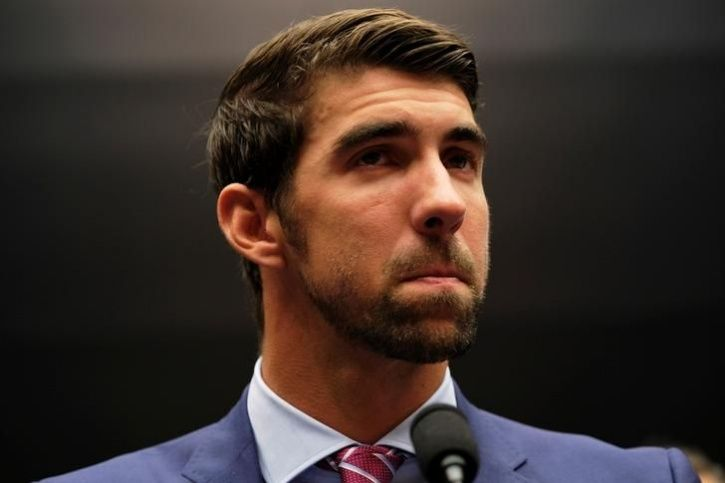 Olympic Legend Michael Phelps Was So Depressed
