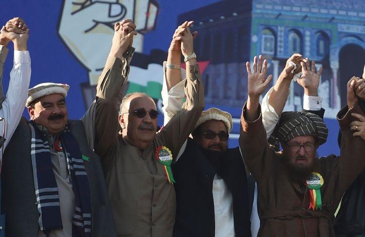 Palestin recalled its ambassador to Islamabad