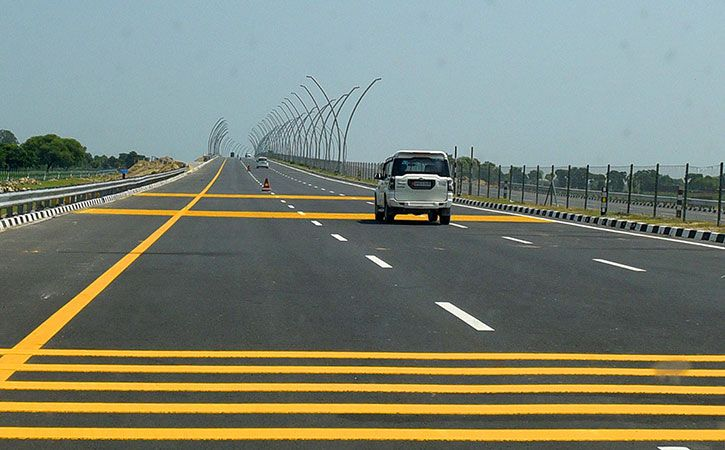 Pay Rs 915 To Use Lucknow Delhi Express Way
