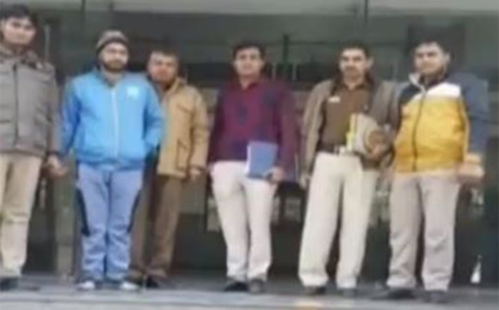 Police have busted a pan India fake degree racket operating