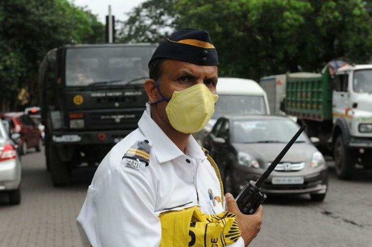 Pollution Hurting Health Of Traffic Cops