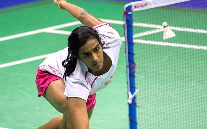 PV Sindhu Has A Simple Principle Keep On Practicing Until You Reach Your Goal