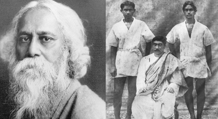 Rabindranath Tagore is the first Indian to win a Nobel Prize