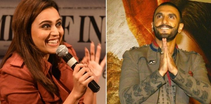 Ranveer and Swara