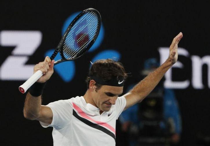 Roger Federer Becomes The Second Oldest Grand Slam Semifinalist