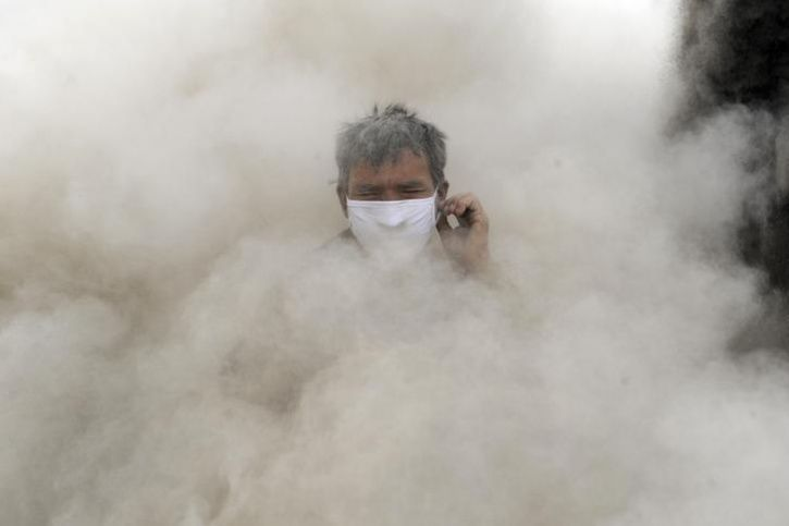 Rs 1000 Crore Plan To Curb Stubble Burning Air Pollution In NCR