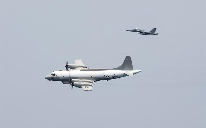 Russian Jet Comes Within 5 Feet Of US Spy Plane Over Black Sea