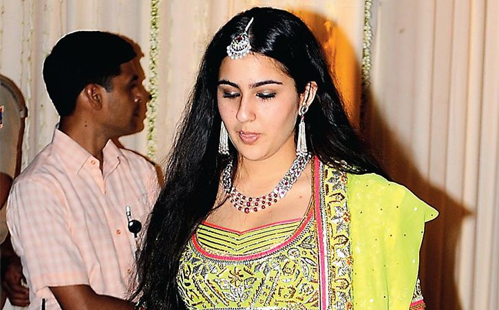 Sara Ali Khan is making her Bollywood debut with Abhishek Kapoor film Kedarnath