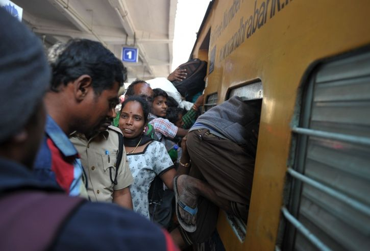 Separated During A Train Journey Rohingya Girl In UP Reunites With Family After Two Years