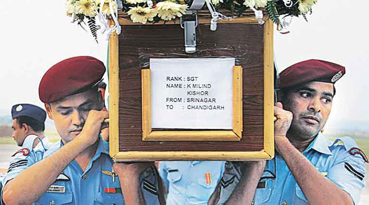 Sergeant milind kishor