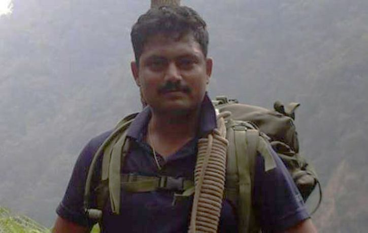 Sergeant Milind Kishore