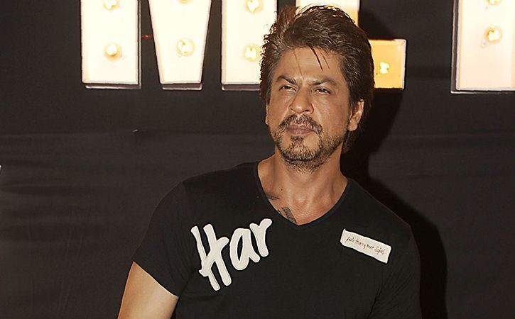 Shah Rukh Among 3 Global Stars To Be Honoured With Crystal Award