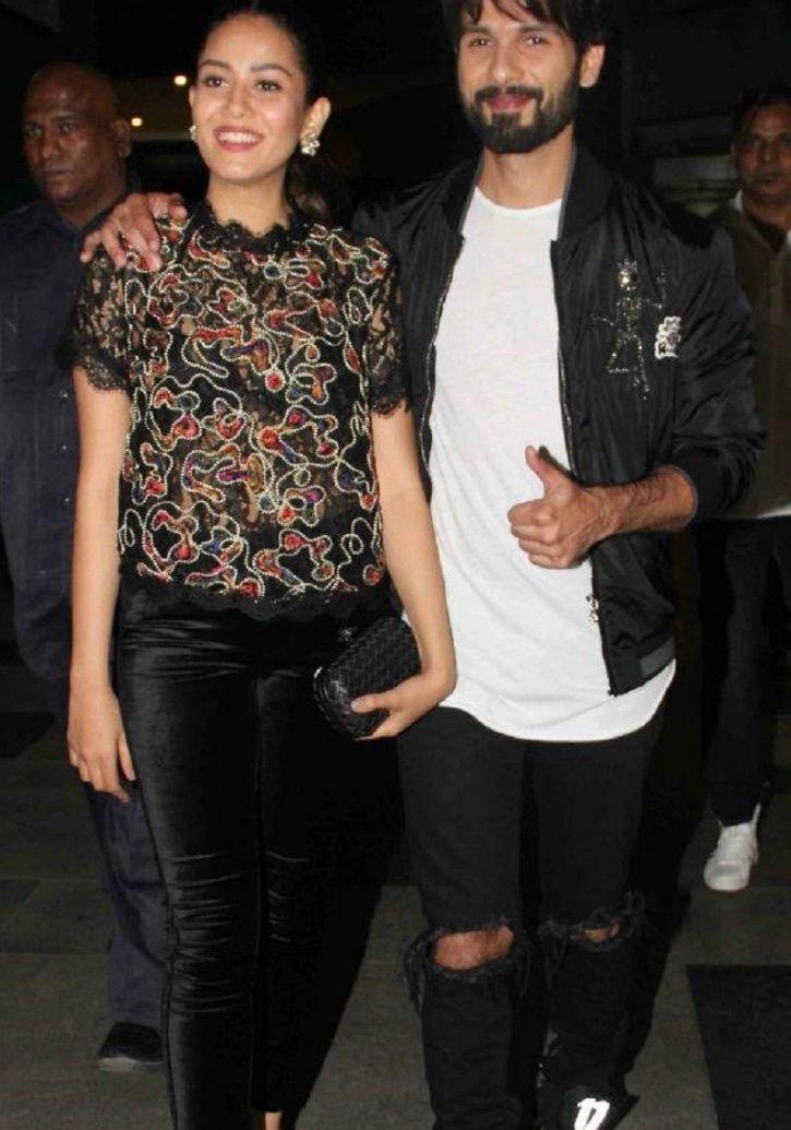 Shahid and Mira