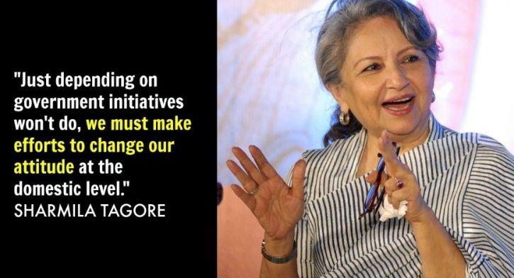 Sharnila Tagore