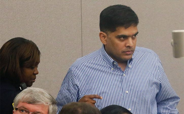 Sherin Mathews Foster Father Indicted On Capital Murder Charge