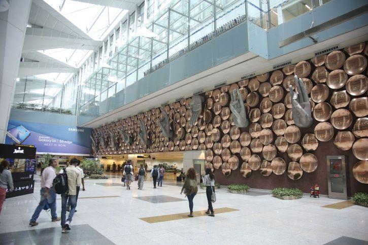 Sikh Man Denied Entry For Carrying Kirpan At Delhi Airport
