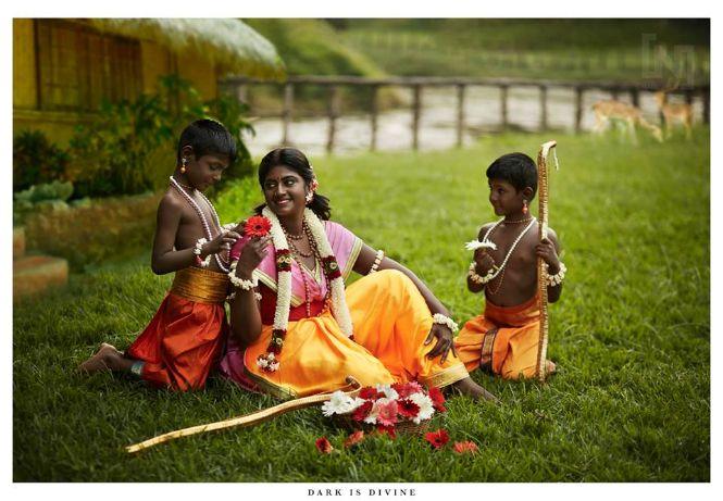Sita, Lava & Kusha