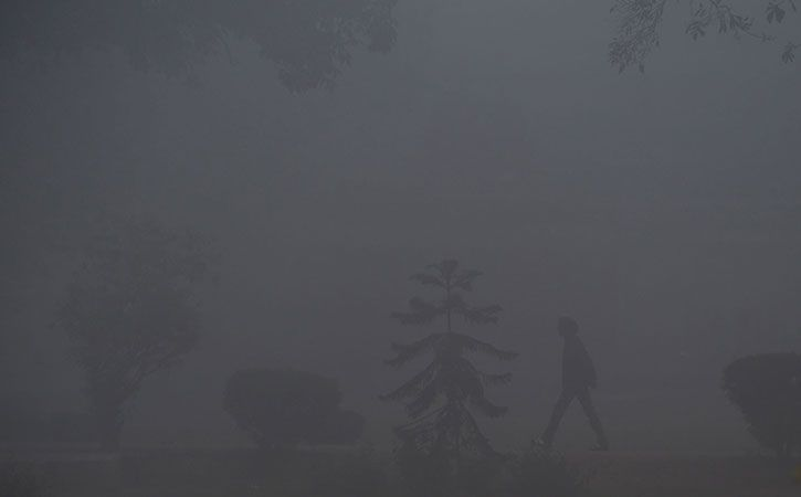 Superfog covers 2000km from Pakistan to northeast