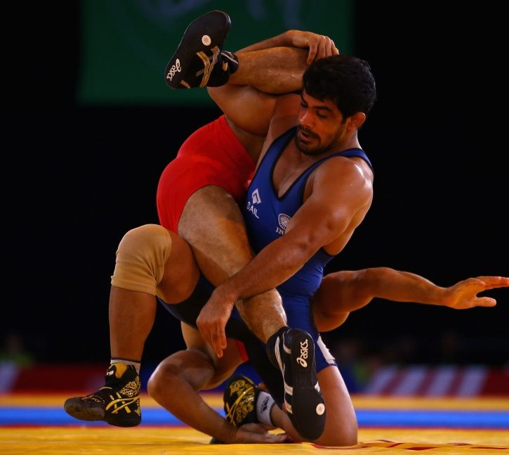 Sushil Kumar has won two Olympic medals
