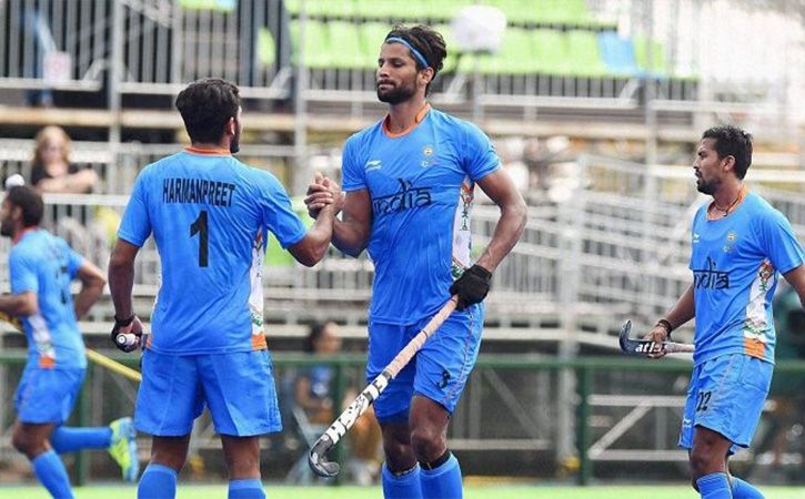 The Indian Hockey Team Is Targeting Gold At Commonwealth And Asian Games
