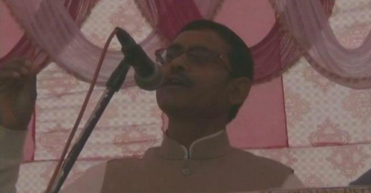 This Country Is Called Hindustan It Is For Hindus Says Uttar Pradesh BJP MLA