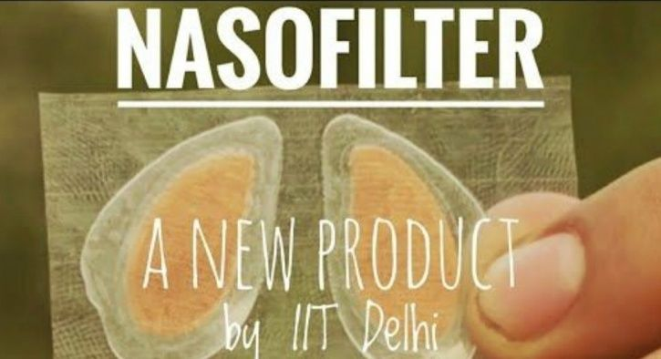 This Filter Which Costs Just Rs 10 Could Help You Breathe Better In Polluted Air