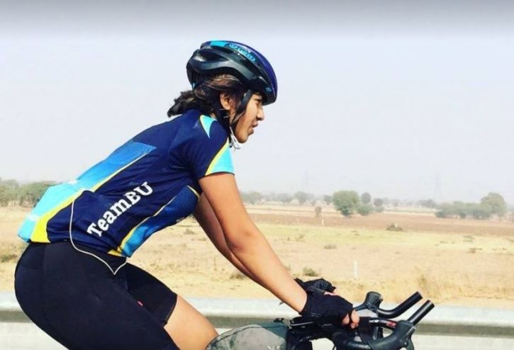 This Pune Teenager Eyes To Set A New World Record Travelling The Globe On A Cycle In 130 Days