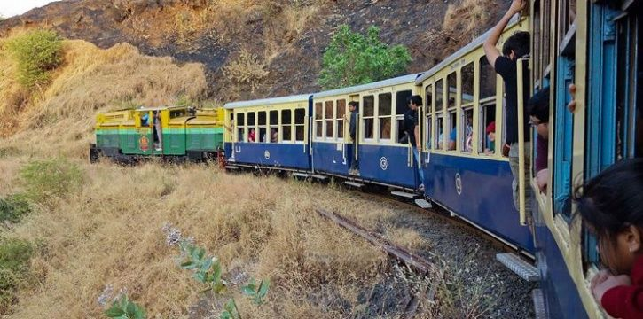 Toy Train To Chug Once Again From Neral To Matheran