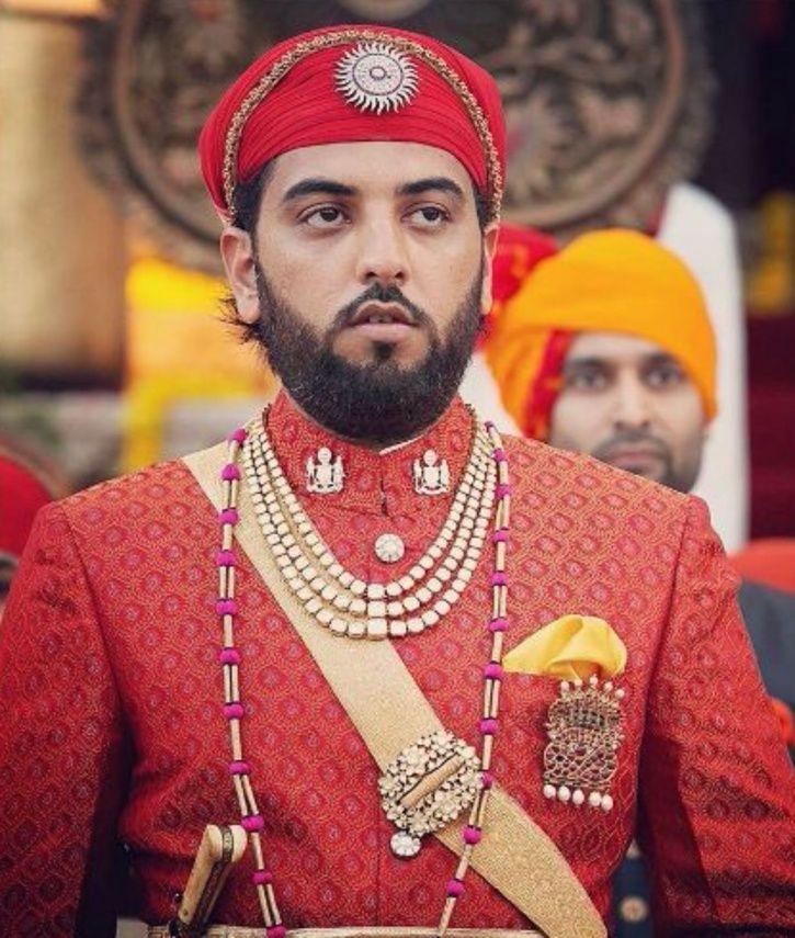 Udaipur prince